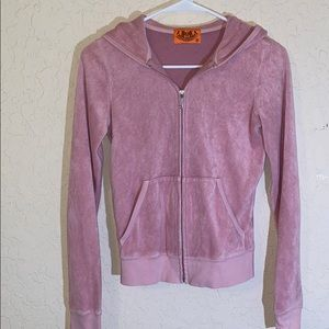 Juicy Couture Pink Track Jacket